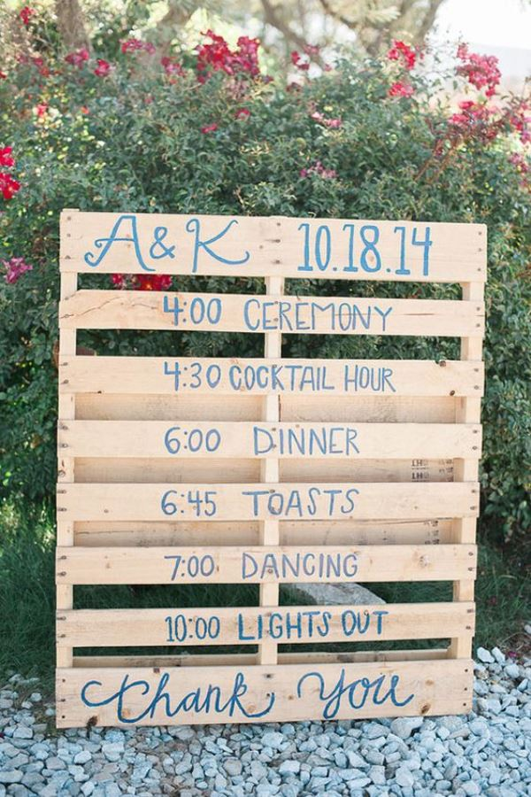 diy wedding day decor new 2