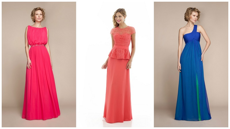 Bridesmaid dresses your friends will love - colour 2