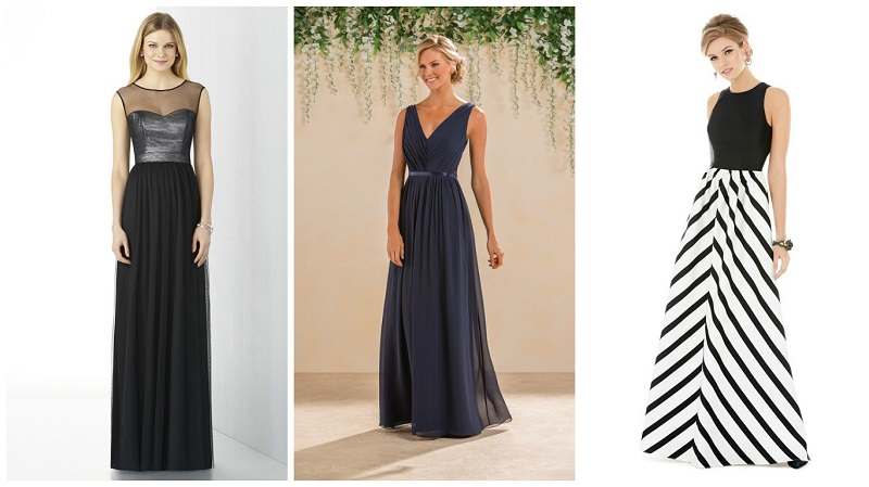 Bridesmaid dresses your friends will love - dark 1