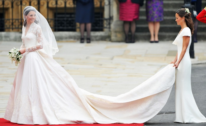 kate middleton royal wedding dress copyright 2