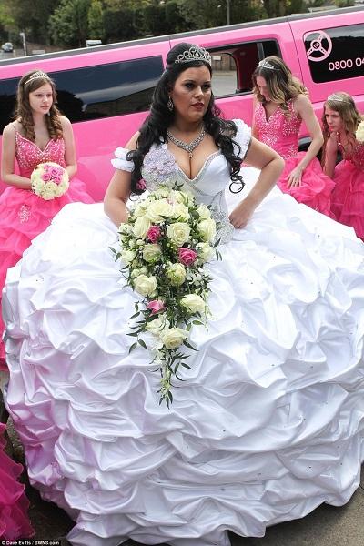Big Fat Gypsy wedding 3