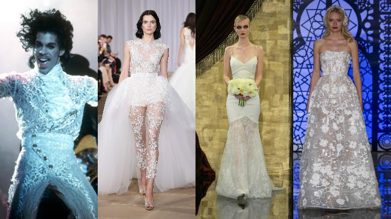 tribute to prince wedding inspiration