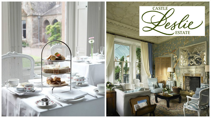 Reader Awards castle Leslie