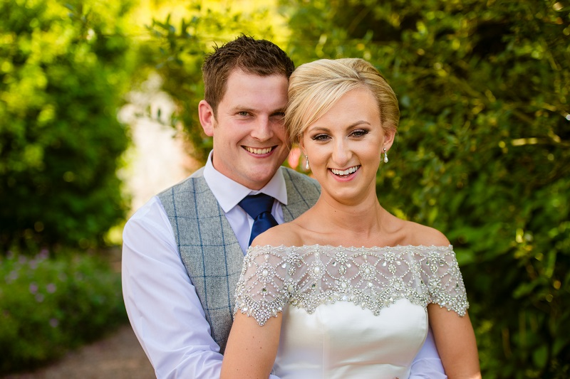 Larchfield Estate wedding 1