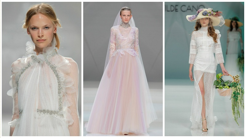 Victoriana - barcelona bridal week