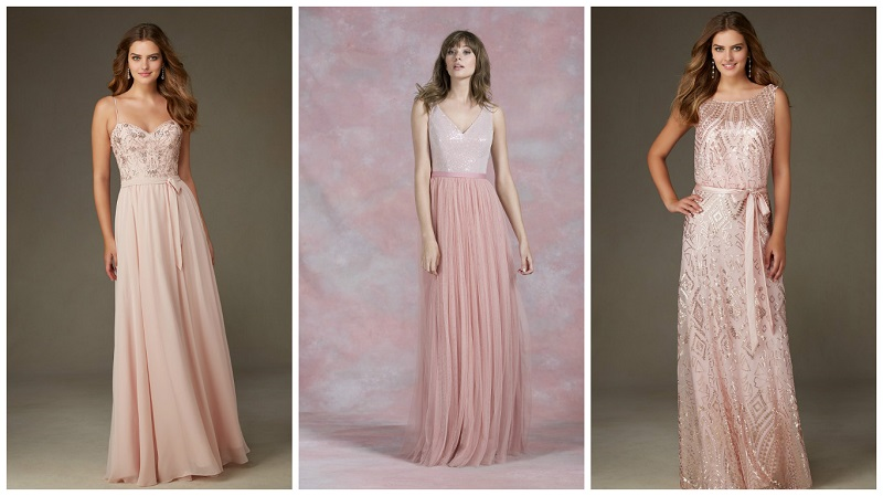 bridesmaid dresses your friends will love - sparkles 2