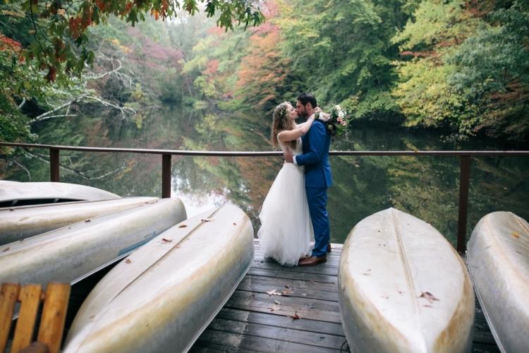 summer camp destination wedding 10