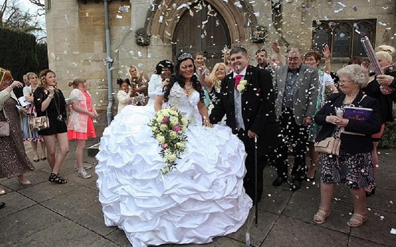 Big Fat Gypsy wedding