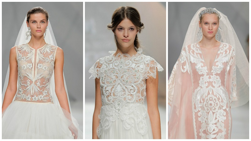needlework - barcelona bridal week