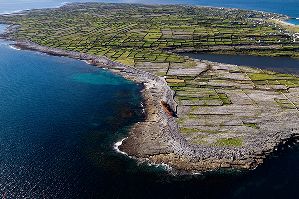 Hen party ideas - aran island