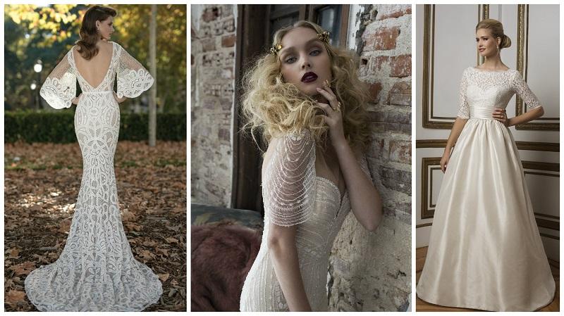wedding dress sleeves 3
