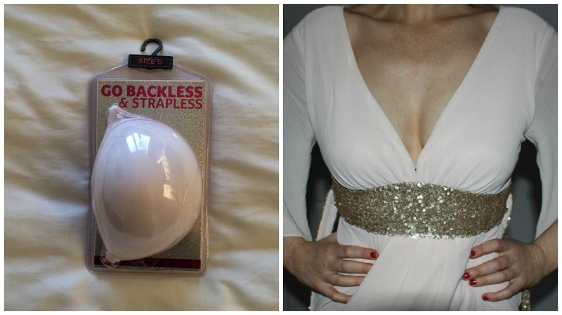 Primark Backless Wedding Dress Bra