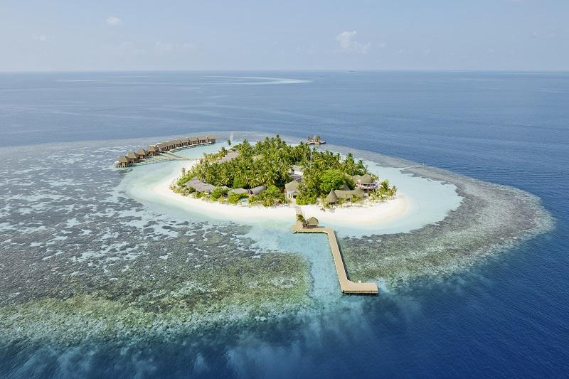 honeymoon Kandolhu Island