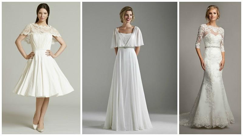 wedding dress sleeves 4