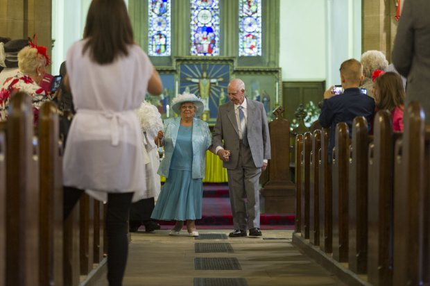 elderly couple marry 3