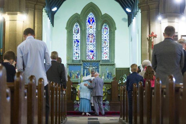 elderly couple marry 2