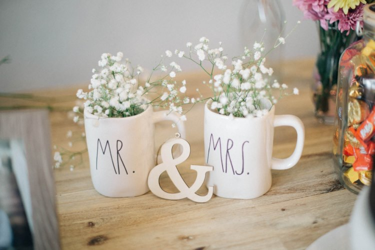 friends themed bridal shower  1