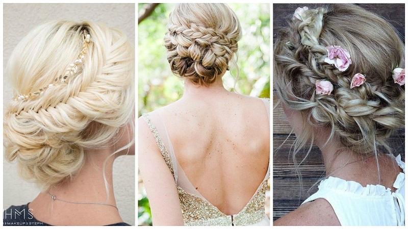 boho wedding hair styles for brides 2