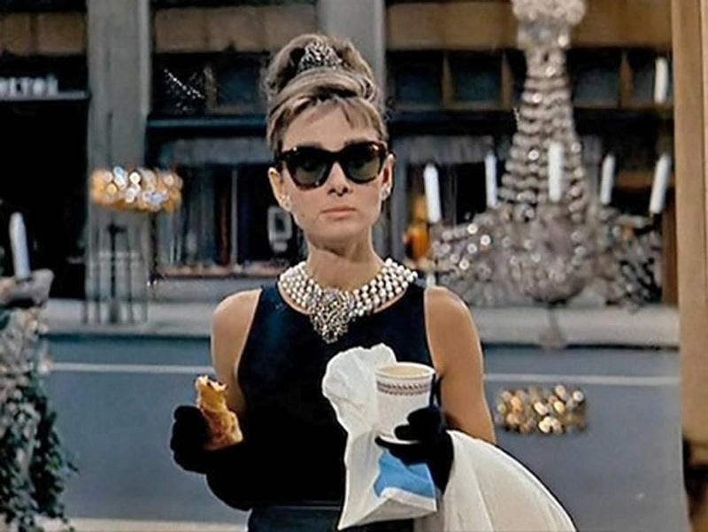 iconic diamonds breakfast-at-tiffanys