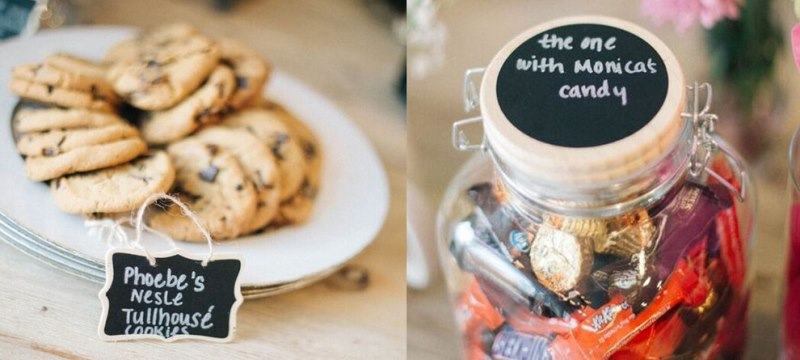 friends themed bridal shower 3