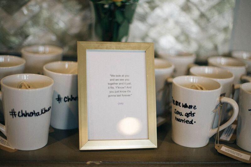 friends themed bridal shower 5