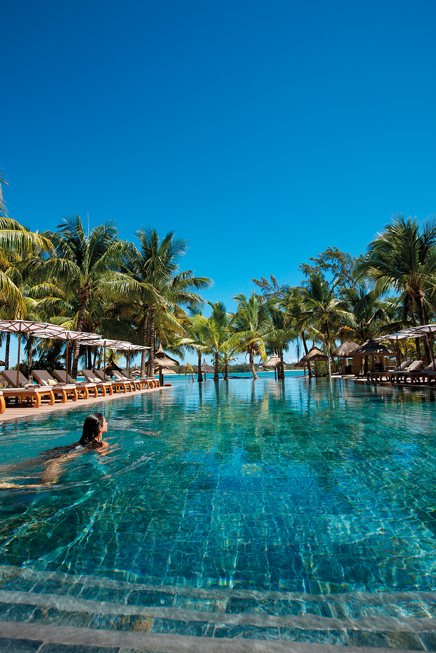 honeymoon at The Constance Le Prince Maurice