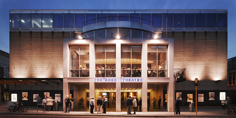 Abbey Theatre Dublin wedding venue