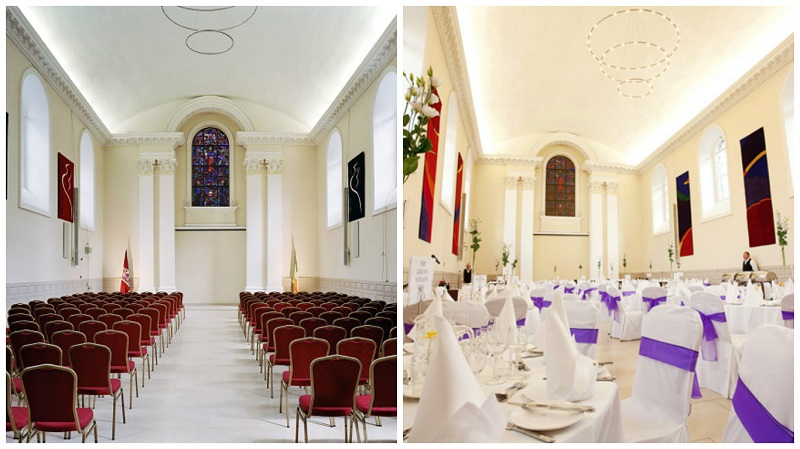 Dublin wedding venue Law Society Blackhall Place
