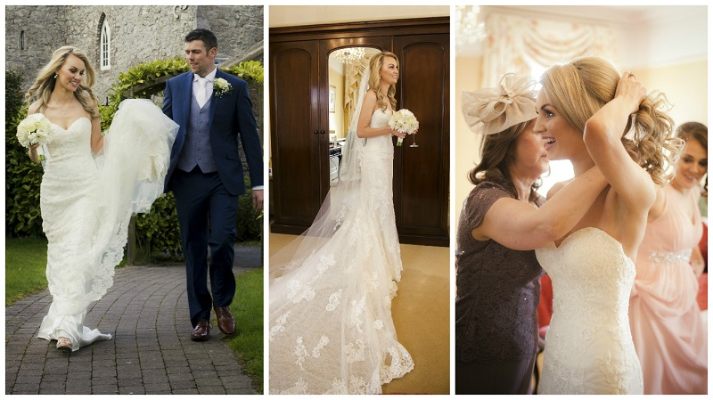 Barberstown Castle wedding 14