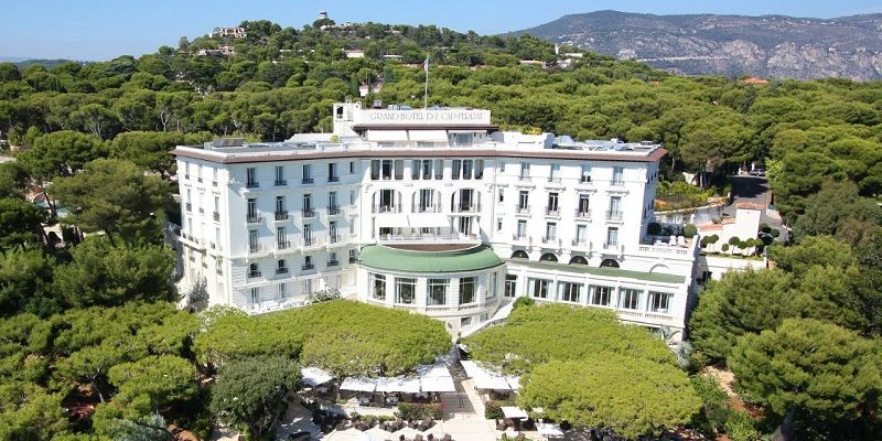 Grand Hotel du Cap-Ferrat 1