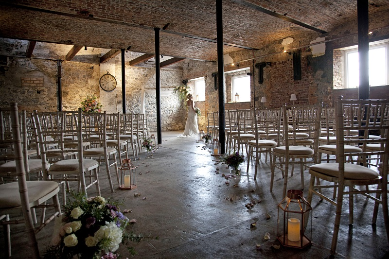 Raceview Mill unique wedding venue