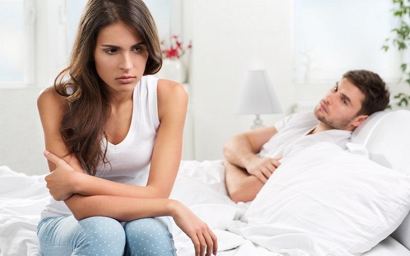 couple break up