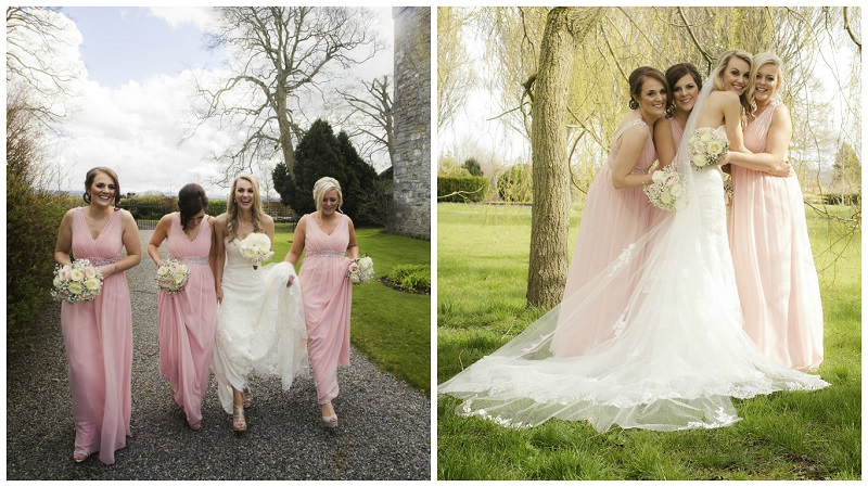 Barberstown Castle wedding 7