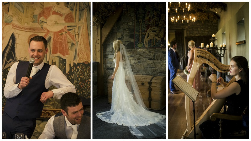 Barberstown Castle wedding 4