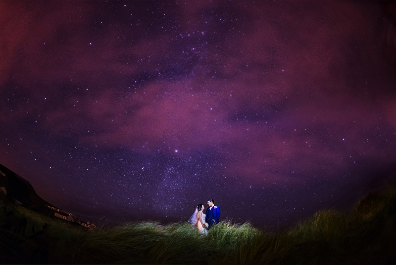 Ballyliffin Lodge and Spa Hotel wedding 3