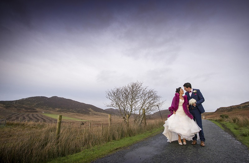 Ballyliffin Lodge and Spa Hotel wedding 2