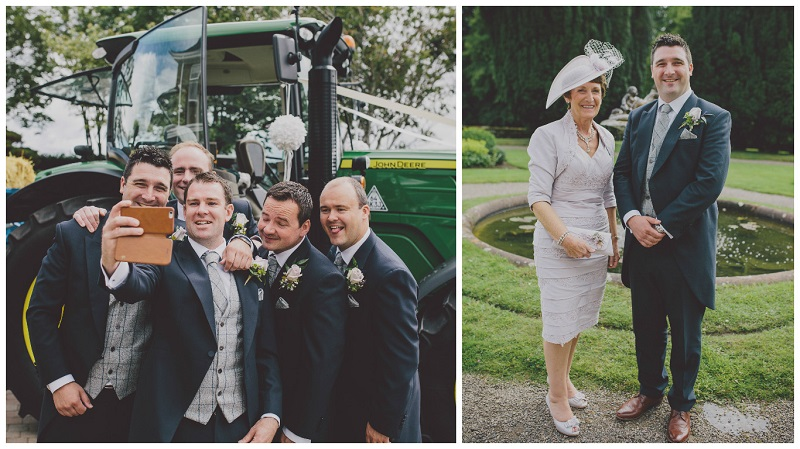 Castle Leslie Estate wedding 7