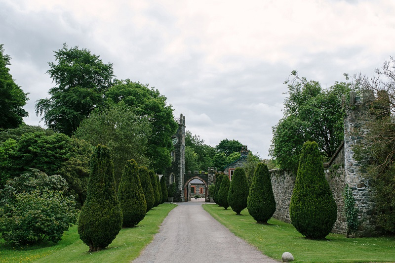 irish wedding venues with gardens Rowallane