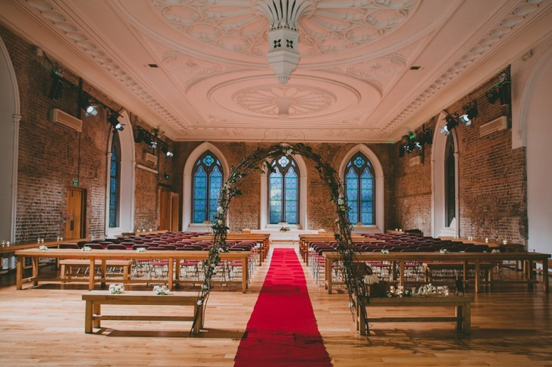 Smock Alley Dublin wedding venue