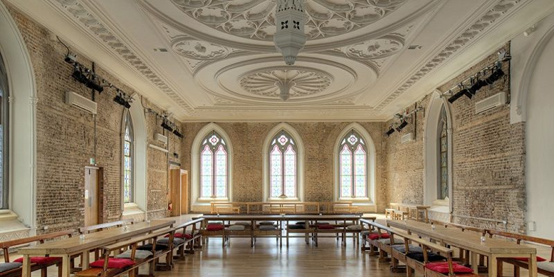 Dublin wedding venue Smock Alley