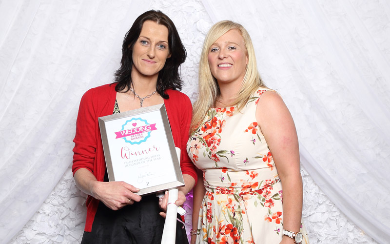 wedding journal reader awards irish deisgner