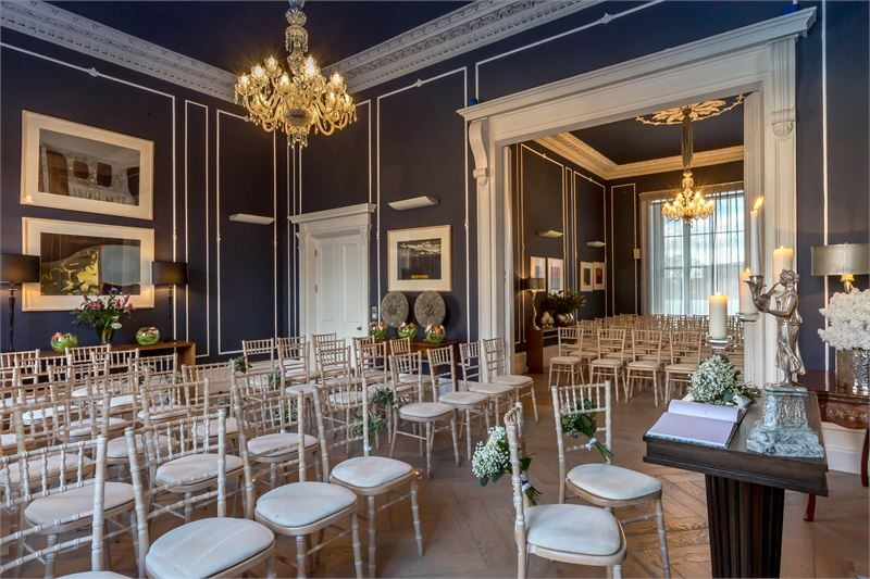 alternative wedding venue No. 25 Fitzwilliam Place