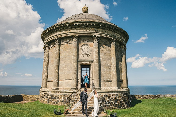 alternative wedding venue Mussenden Temple