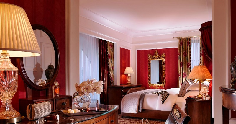 romantic hotels ireland Powerscourt