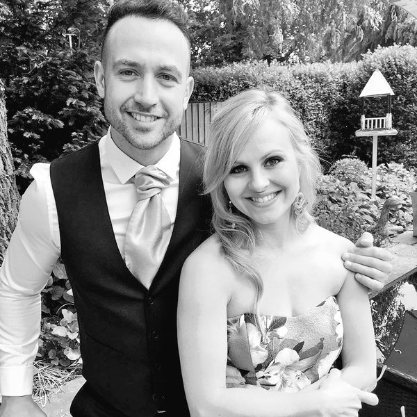 Tina O'Brien Is Inviting Her Ex To Her Wedding