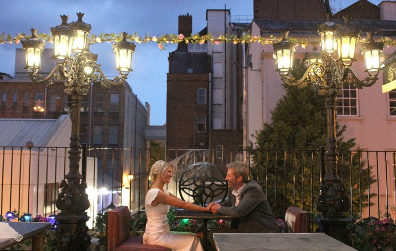 Irish Wedding Venues with Spectacular Views