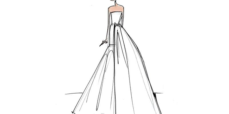 Viktor&Rolf+Marriage+Sketch1