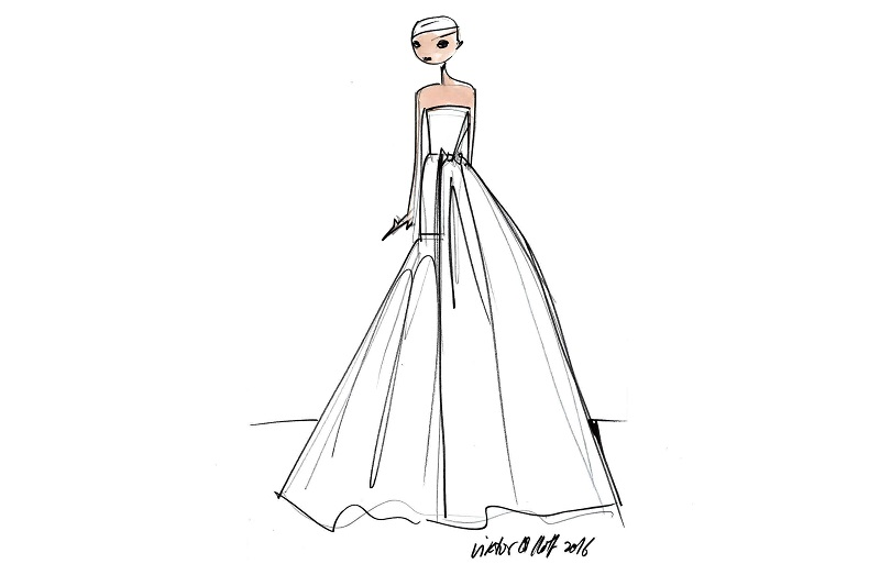 Viktor&Rolf+Marriage+Sketch1