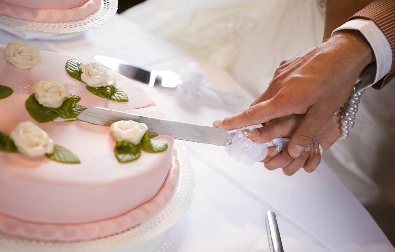 huge wedding