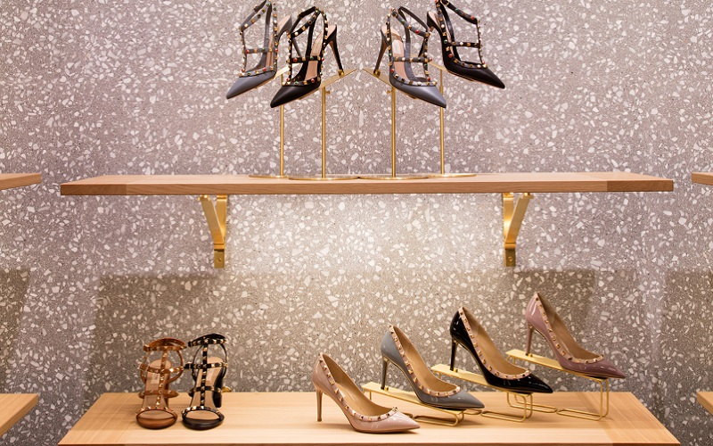 Brown Thomas Launch New Valentino Shoe Boutique
